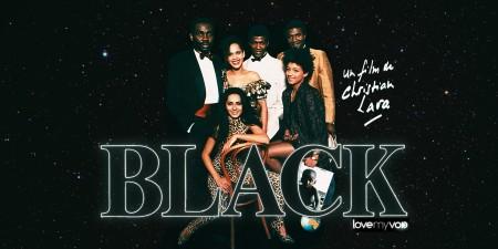 BLACK (2007) de Christian Lara