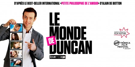 LE MONDE DE DUNCAN (2012) de Julian Kemp