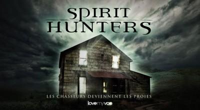 SPIRIT HUNTERS (2012) de J.P. Pierce