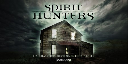SPIRIT HUNTERS (2012) de J.P. Pierce