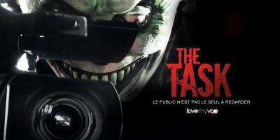 THE TASK (2012 ) de Alex Orwell