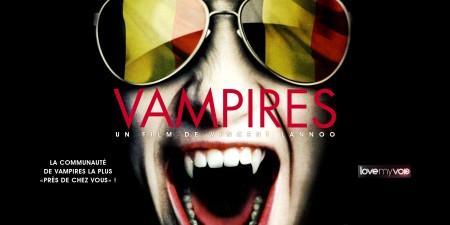 VAMPIRES (2010) de Vincent Lannoo