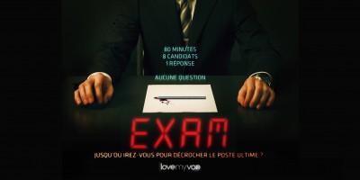 EXAM (2012) de Stuart Hazeldine