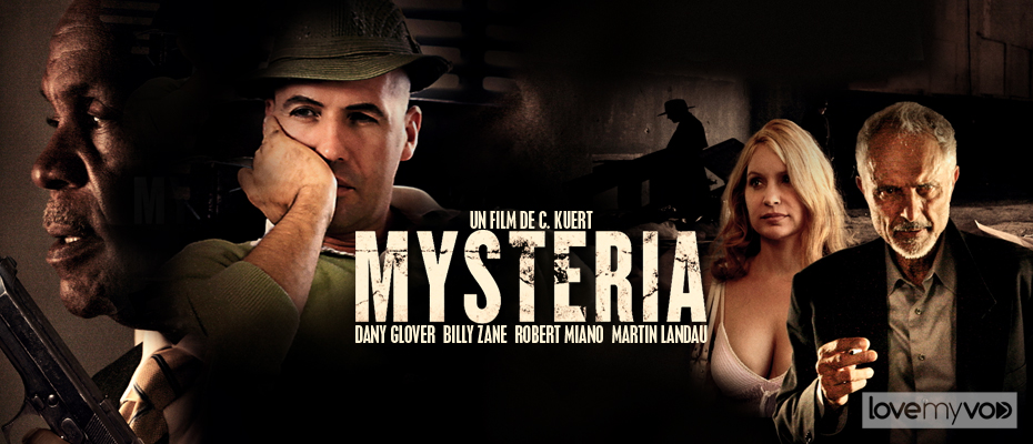 MYSTERIA (2012) de Lucius C. Kuert