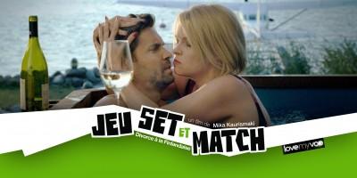 JEU SET ET MATCH – DIVORCE À LA FINLANDAISE (2010) de Mika Kaurismäki