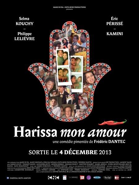 VOD AVANT L'HEURE : HARISSA MON AMOUR de Frédéric Dantec