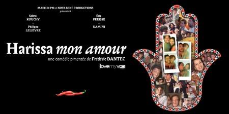 HARISSA MON AMOUR (2013) de Frédéric Dantec