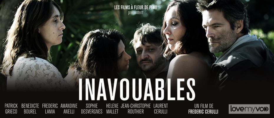 INAVOUABLES (2013) de Frédéric Cerulli