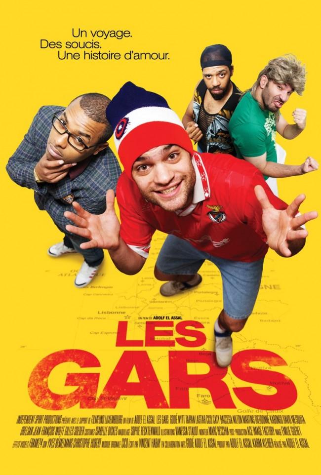 LE FILM «LES GARS» GRATUIT AVANT SA SORTIE OFFICIELLE EN VOD