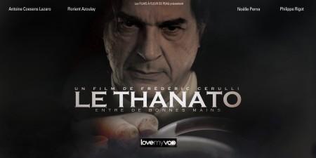 LE THANATO (2011) de Frédéric Cerulli