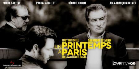 UN PRINTEMPS À PARIS (2006) de Jacques Bral