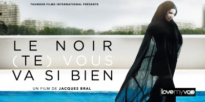 LE NOIR TE VOUS VA SI BIEN (2012) de Jacques Bral
