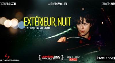 EXTÉRIEUR NUIT (1985) de Jacques Bral – Version restaurée (2010)