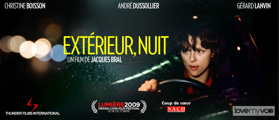 ext rieur nuit 1985 de jacques bral version restaur e