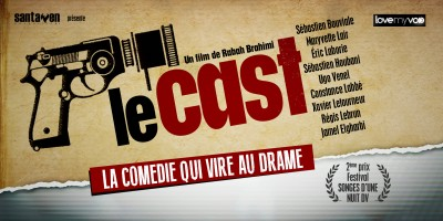 LE CAST (2013) de Rabah Brahimi