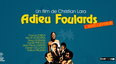 ADIEU FOULARDS (1983) de Christian Lara