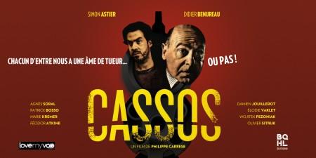 CASSOS (2012) de Philippe Carrèse