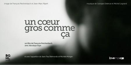 UN COEUR GROS COMME ÇA (1961) de Francois Reichenbach
