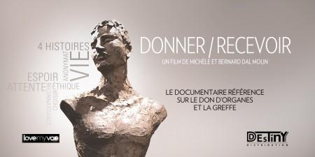 DONNER / RECEVOIR (2013) de Michèle et Bernard Dal Molin