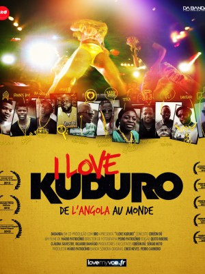 AFFICHE I LOVE KUDURO