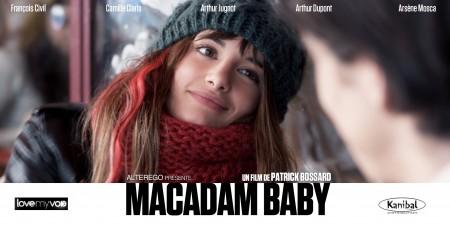MACADAM BABY (2014) de Patrick Bossard
