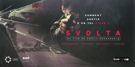 SVOLTA (2013) de Cédric Deneubourg