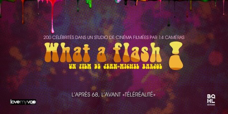 WHAT A FLASH ! (1972) de Jean-Michel Barjol