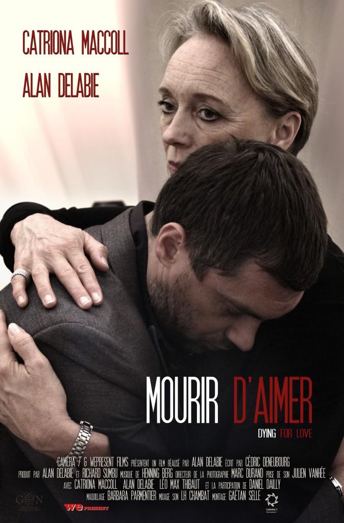 Mourir d'aimer (2012) affiche