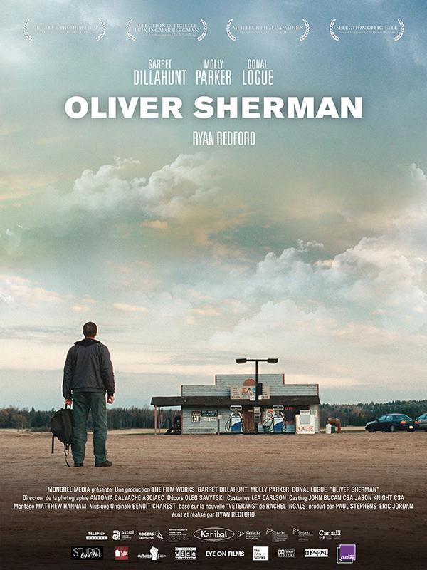 Olivier Sherman affiche