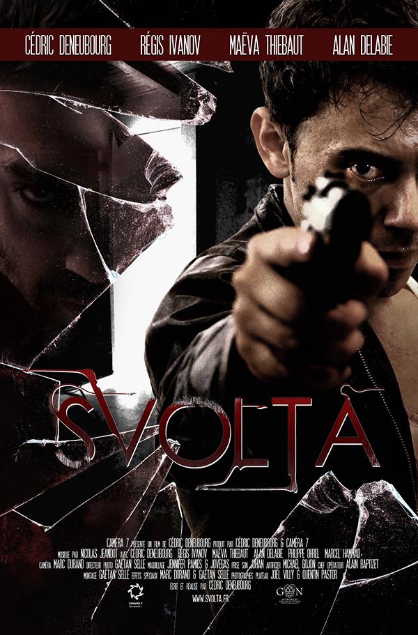 affiche cinéma SVOLTA