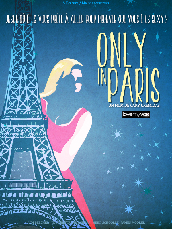 Only in Paris affiche