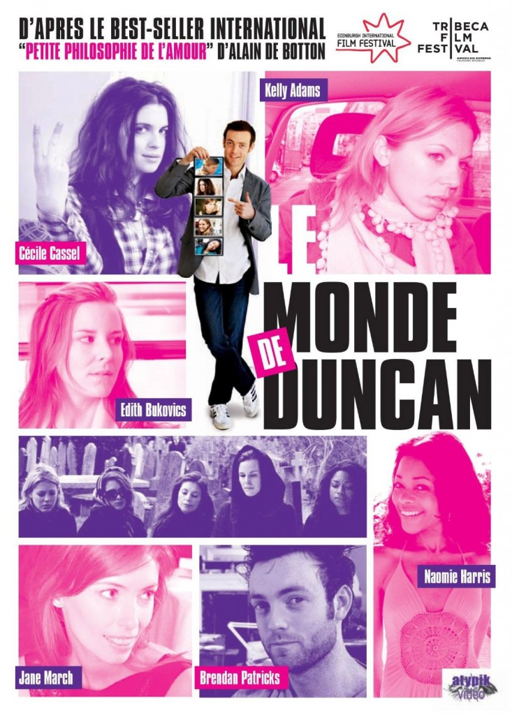 Le monde de Duncan affiche