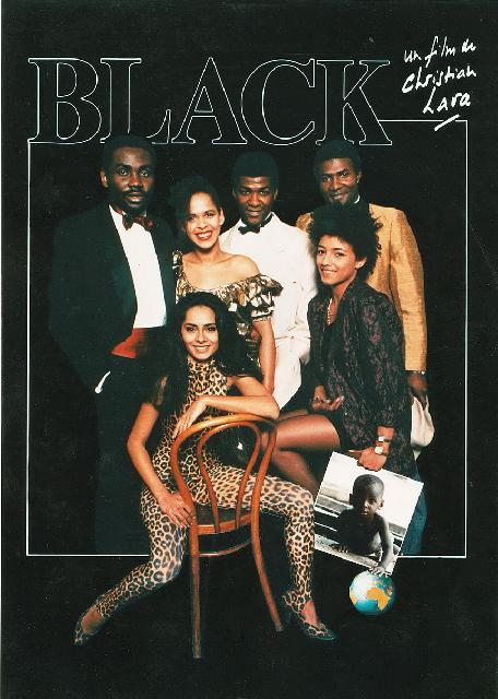 Black (2007) affiche