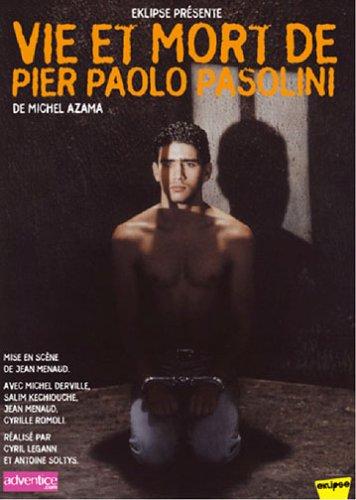 AFFICHE CINEMA VIE ET MORT DE PIER PAOLO PASOLINI