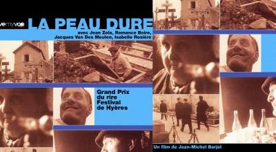 LA PEAU DURE (1969) de Jean-Michel Barjol et Luc Moullet