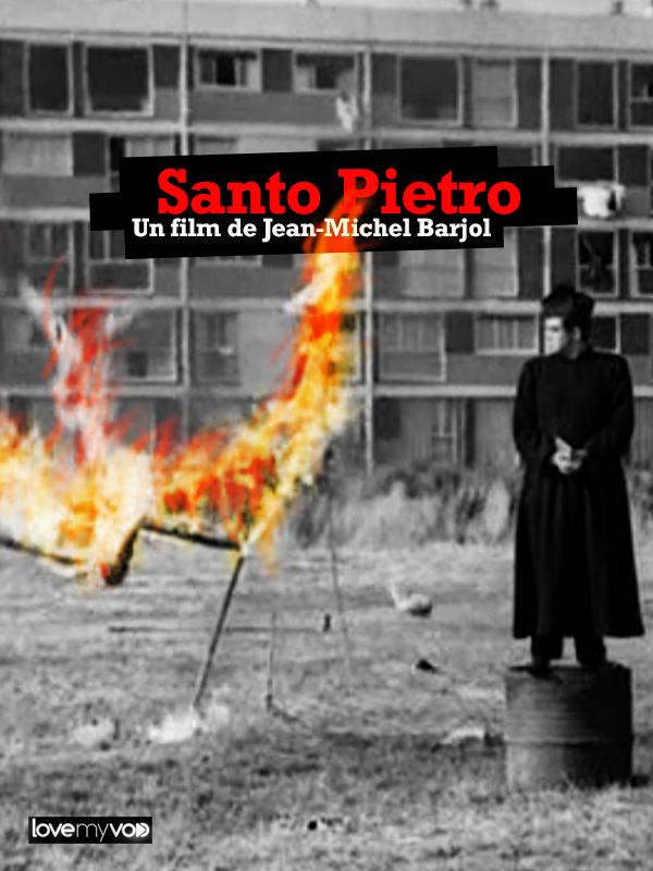AFFICHE SANTO PIETRO cinema