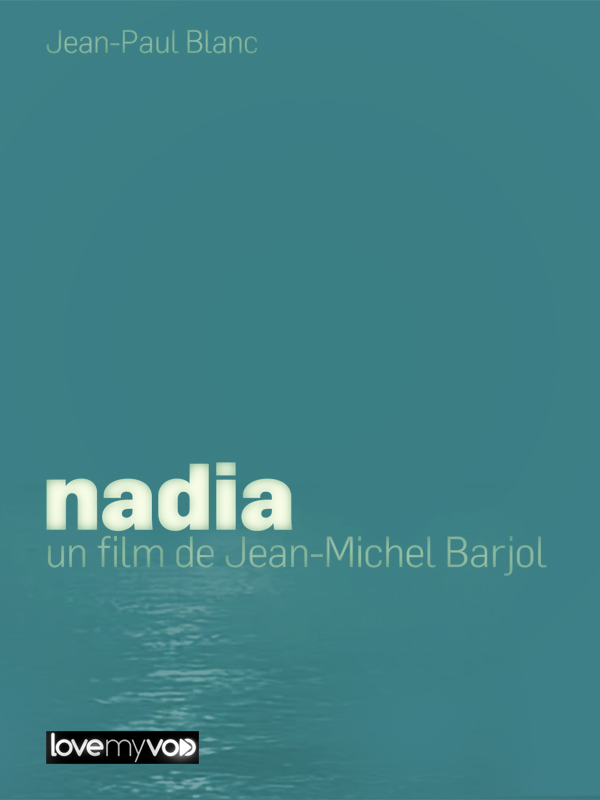 AFFICHE cinema NADIA