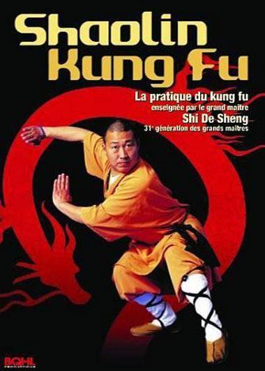affiche cinema shaolin kung fu