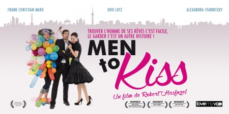 MEN TO KISS (2012) de Robert Hasfogel