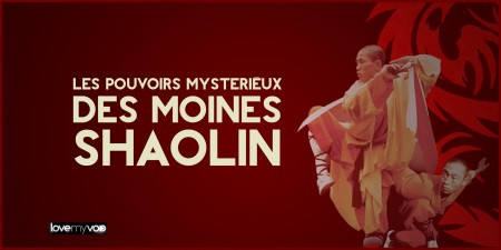LE POUVOIR MYSTÉRIEUX DES MOINES SHAOLIN (2002) de Herbert Fechter