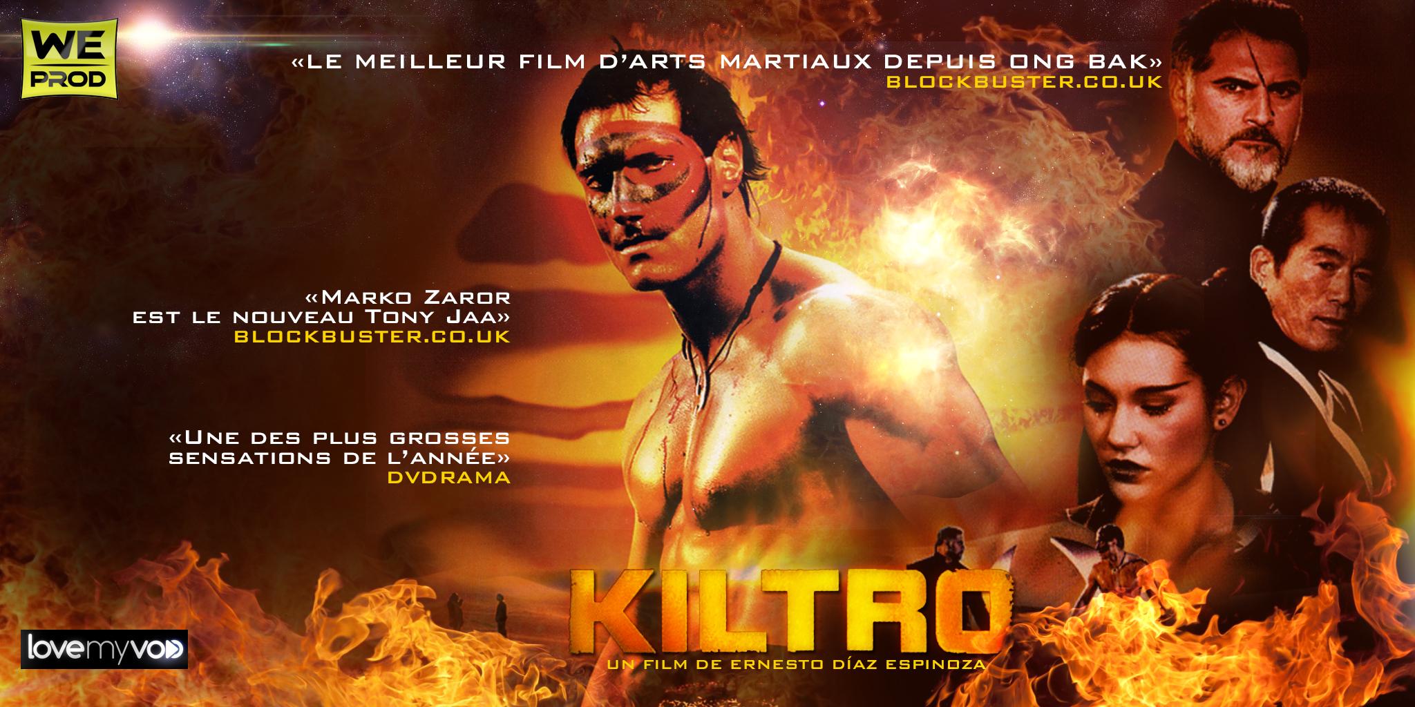 film kiltro gratuitement