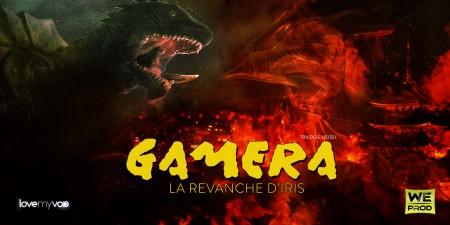 GAMERA 3 : LA REVANCHE D'IRIS (1999) de Shûsuke Kaneko