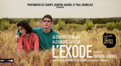 L'EXODE (2014) de Quentin Jagorel