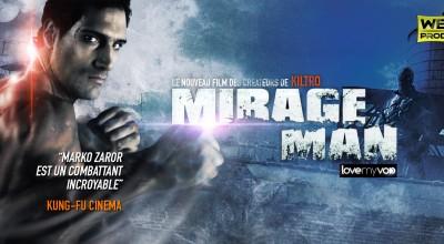 MIRAGE MAN (2007) de Ernesto Díaz Espinoza