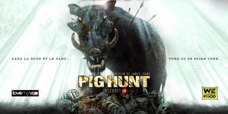 PIG HUNT (2008) de Jim Isaac