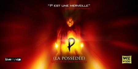 P (LA POSSÉDÉE) (2005) de Paul Spurrier