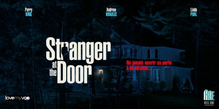 STRANGER AT THE DOOR (2004) de Douglas Jackson