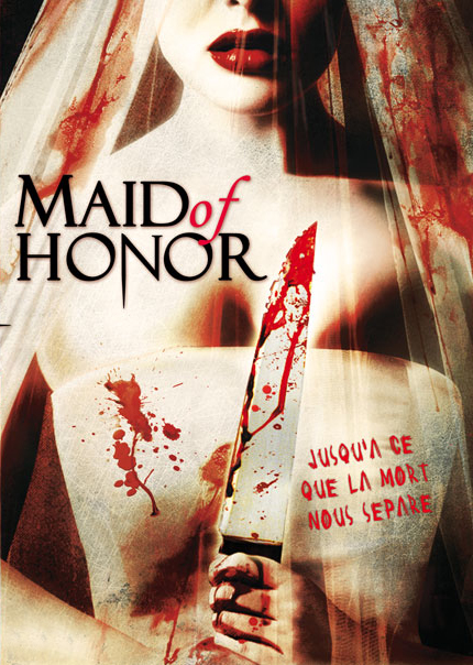 affiche cinema maid of honor péril à domicile