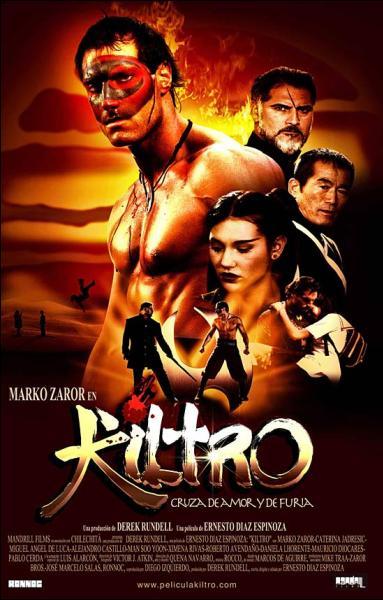 kiltro affiche cinéma
