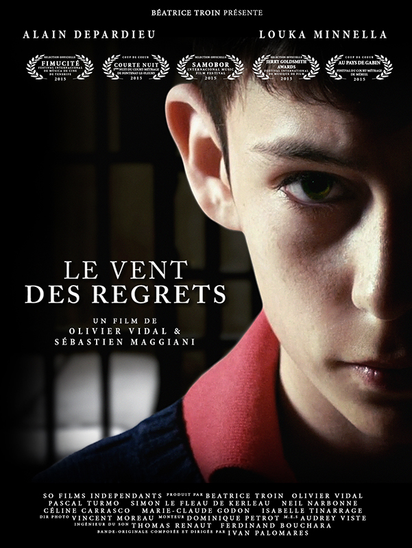 AFFICHE CINEMA LE VENT DES REGRETS